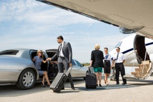 Make a great impression with an executive limousine service.