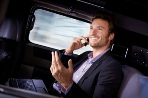 Make a great impression with a Las Vegas chauffeured limousine.