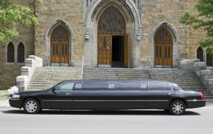 Make your day more special with a luxury limo.