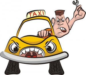 Choose a Las Vegas private car service over a taxi.
