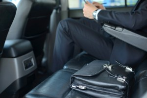 Get around for your corporate event with a limo service.