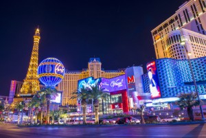 Use a Las Vegas limo to hit all the casinos.