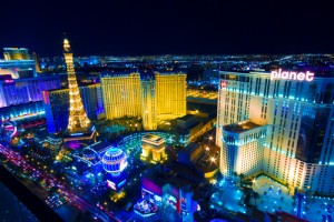 Visit the latest attractions on a Las Vegas limo tour.